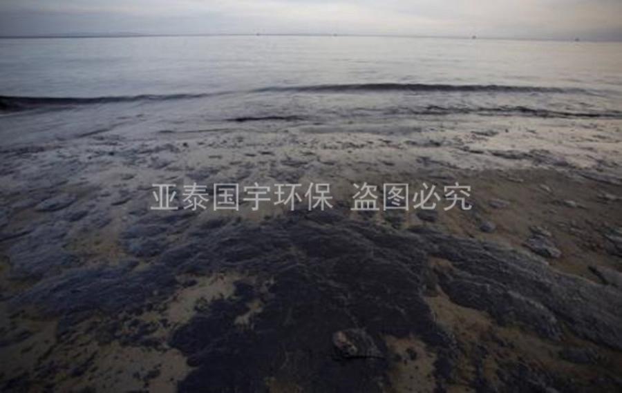 废水中含有约有10%以上的石油类污染物,应如何解决?