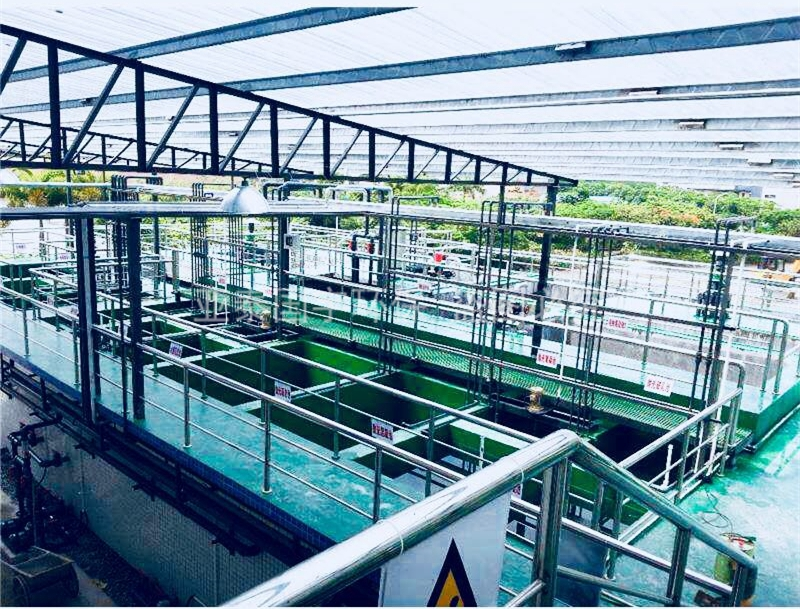 FQ化学法大型废水治理项目